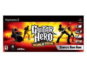 Guitar Hero World Tour (Band Kit) Game