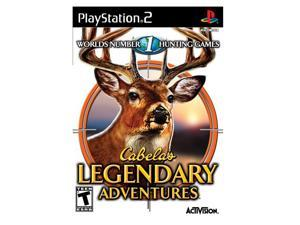 Cabela's Legendary Adventures Game