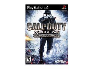 Call of Duty: World at War Final Fronts Game