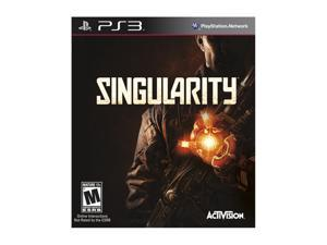 Singularity Playstation3 Game