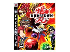 Bakugan Playstation3 Game Activision