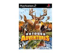 Cabela's Outdoor Adventure PlayStation 2 (PS2) Game Activision