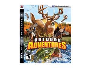 Cabela's Outdoor Adventures Playstation3 Game Activision