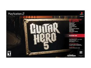 Guitar Hero 5 Guitar Kit Game