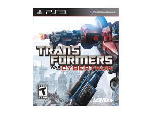 Transformers: War For Cybertron Playstation3 Game