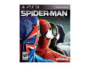 Spider-Man: Shattered Dimensions Playstation3 Game