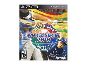Little League World Series 2010 Playstation3 Game