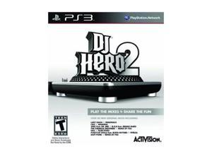 DJ Hero 2 (Software Only) Playstation3 Game Activision