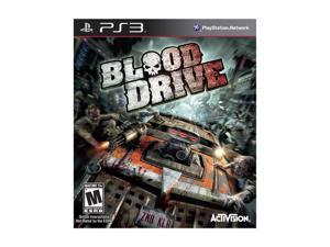 Blood Drive Playstation3 Game Activision