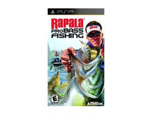 Rapala Bass Pro Fishing 2010 PSP Game Activision
