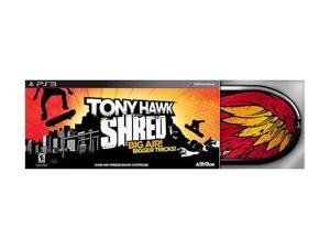 Tony Hawk Shred Bundle Playstation3 Game