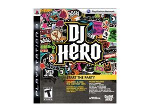 DJ Hero 1 (Game Only) Playstation3 Game Activision