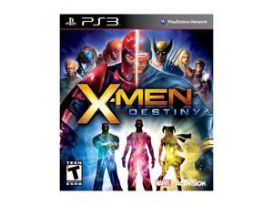X-Men: Destiny Playstation3 Game