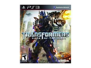 Transformers: Dark of the Moon Playstation3 Game