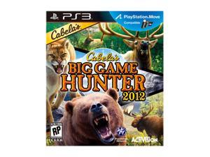 Cabela's Big Game Hunter 2012 Playstation3 Game