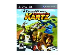 Dreamworks Super Star Kartz Playstation3 Game