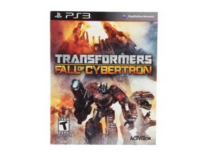 Transformers: Fall of Cybertron Playstation3 Game                                                                        ...