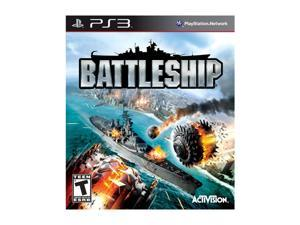 Battleship Playstation3 Game