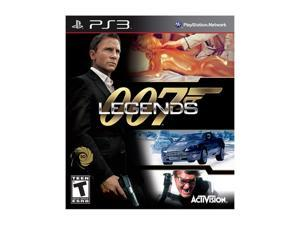 007 Legends Playstation3 Game                                                                                   Activision