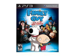 Family Guy: Back to the Multiverse Playstation3 Game