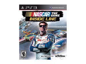 Nascar The Game: Inside Line Playstation3 Game