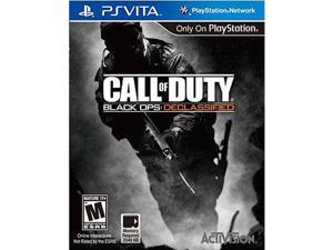 PSVITA playstation Call of Duty Black OPS Declassified