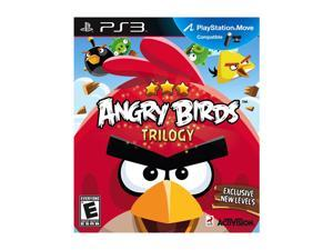 Angry Birds Trilogy Playstation3 Game