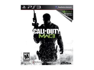 Call of Duty: Modern Warfare 3 w/DLC Collection 1 Playstation3 Game Activision