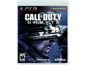 Call of Duty: Ghosts PS3 Activision