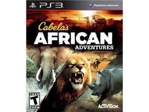 Cabela's African Adventures PS3 Game