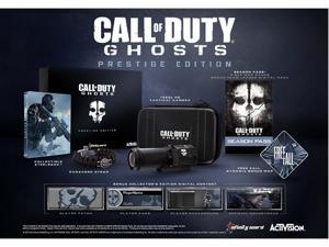 Call Of Duty Ghosts Prestige PlayStation 3