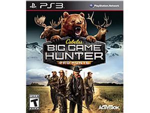 Cabela's Big Game Hunter: Pro Hunts PlayStation 3