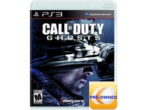 Pre-owned Call of Duty: Ghosts PS3