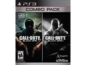 Call Of Duty Black OPS 1 & 2 Combo PlayStation 3
