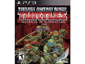Teenage Mutant Ninja Turtles: Mutants in Manhattan - PlayStation 3