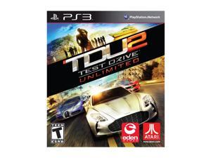 Test Drive Unlimited 2 Playstation3 Game ATARI