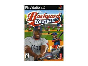 Backyard Baseball 2010 PlayStation 2 (PS2) Game ATARI
