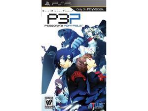 Shin Megami Tensei: Persona 3 Portable PSP Game ATLUS