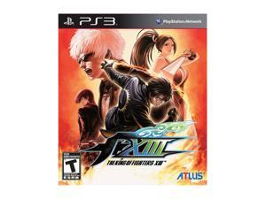 King of Fighters XIII Playstation3 Game Atlus