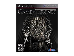 Game of Thrones Playstation3 Game Atlus