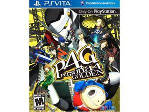 Persona 4 Golden PS Vita Games ATLUS
