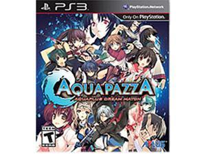 AquaPazza PS3 Game Atlus