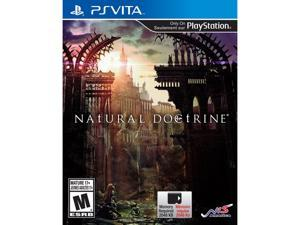 NAtURAL DOCtRINE PS Vita