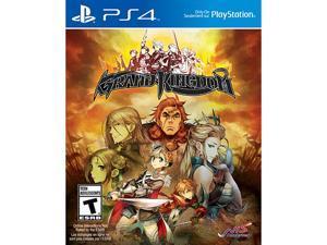 Grand Kingdom Launch Edition - PlayStation 4