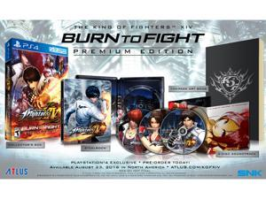"The King of Fighters XIV ""Burn to Fight"" Premium Edition - PlayStation 4"