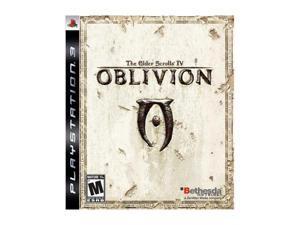 The Elder Scrolls IV: Oblivion Playstation3 Game