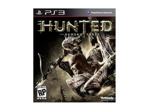 Hunted: Demon's Forge Playstation3 Game Bethesda