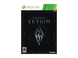 Elder Scrolls V: Skyrim XBOX 360 Game Bethesda