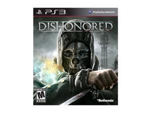Dishonored Playstation3 Game Bethesda