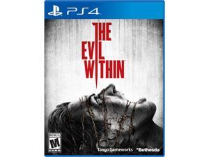 'The Evil Within PS4